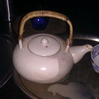 Photo taken at Basama Tea Kafé Room by Zdenek on 11/26/2011