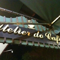 Foto tirada no(a) Atelier do Café por Poliana B. em 9/1/2011