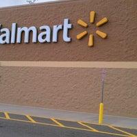 Photo taken at Walmart Supercenter by Derek P. on 9/5/2011