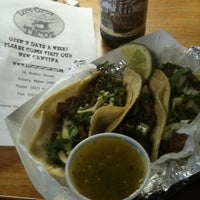 Photo taken at Loco Coco's Tacos by C. Troy M. on 4/10/2011