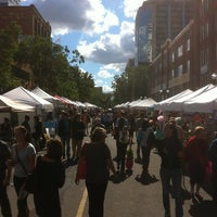 Photo taken at City Centre Farmers' Market by Clinton C. on 9/3/2011