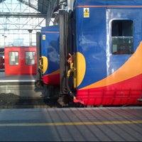 Photo taken at Platform 12 by Carl B. on 10/2/2011