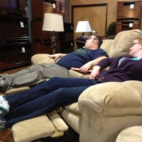 ... Photo Taken At Ashley Furniture HomeStore By KC P. On 1/8/2012