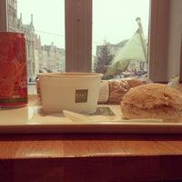 Photo taken at EXKi by Elodie O. on 1/18/2012