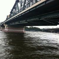 Photo taken at Memorial Bridge by Tonn T. on 10/14/2011