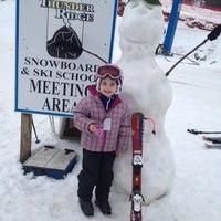 Photo taken at Thunder Ridge Ski Area by Jocelyn L. on 1/23/2012
