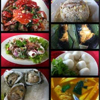 Photo taken at Pa Lai Seafood Restaurant by Chantra N. on 4/15/2012