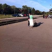 Photo taken at VIA Rail Stratford by Robert P. on 9/2/2012