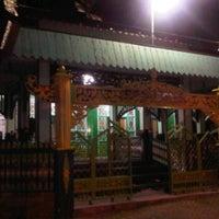Photo taken at Mesjid Sultan suryansyah by Romie h. on 9/2/2011