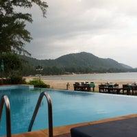 Photo taken at Twin Bay Resort by Artemiz M. on 11/17/2011