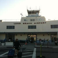 Photo taken at Long Beach Airport (LGB) by ⚡️Stephano T. on 8/14/2012