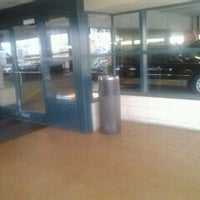 Photo taken at Logan Airport Employee Parking Garage by Amy S. on 11/14/2011