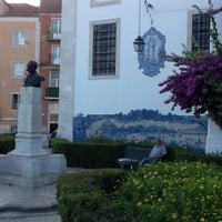 Das Foto wurde bei Jardim Júlio de Castilho von Annie S. am 7/24/2012 aufgenommen