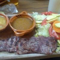 Photo taken at Arrachera's Grill by Pedro C. on 8/15/2011