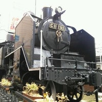 Photo taken at Shimbashi Station by G O. on 4/18/2012