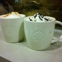 Photo taken at Starbucks by Liz E. on 12/14/2011