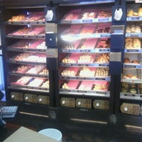 Photo taken at Dunkin Donuts by Kristel E. on 4/16/2012