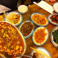 Photo taken at Spicy & Tasty 膳坊 by James Y. on 1/1/2012
