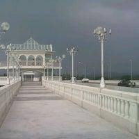 Photo taken at Sarasin Bridge by Jong S. on 11/19/2011