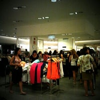 Photo taken at Zara by Moises A. on 1/14/2012