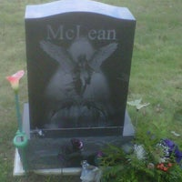 Photo taken at Notre Dame Cemetary by Cosmic Super Hero on 11/27/2011