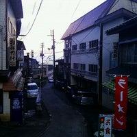 Photo taken at 燕温泉 by Yusuke Y. on 9/23/2011