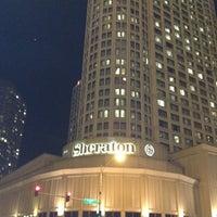Photo taken at Sheraton Grand Chicago by Doug K. on 10/25/2011