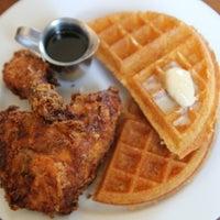 Photo taken at Brown Sugar Kitchen by Joshua N. on 1/10/2012