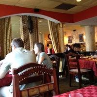 Photo taken at Indian Garden Restaurant by Patty Q. on 3/17/2012