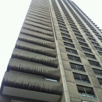Photo taken at Barbican Centre by Mike N. on 6/27/2012