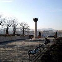 Das Foto wurde bei Olimpia park von Andras V. am 3/21/2011 aufgenommen