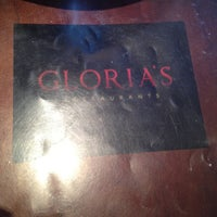 Photo taken at Gloria's by Anthony E. on 7/14/2012