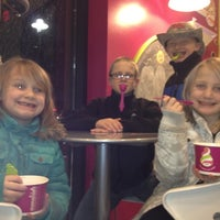 Photo taken at Menchie's by Jen S. on 4/15/2012