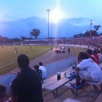 Photo taken at City Stadium by Jake C. on 5/30/2012