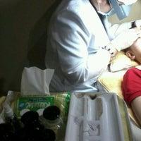 Photo taken at Dr. J. Waltenspiel Derma Clinic by Jayd R. on 1/31/2012