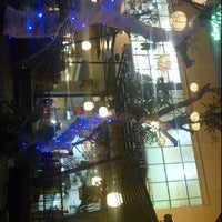 Photo taken at Foodcourt, giant hypersqure by Pinga V. on 12/22/2011
