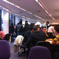 Photo taken at Strathclyde Business School by Stephen T. on 1/31/2012