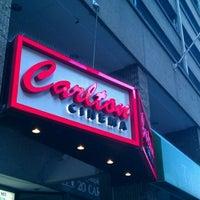 Photo taken at Magic Lantern: Carlton Cinema by Rui P. on 1/21/2012