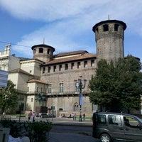 Photo taken at Palazzo Madama - Museo Civico d'Arte Antica by Leonardo P. on 10/7/2011