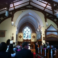 Photo taken at St. Peter's Anglican Church by Denise on 7/16/2011