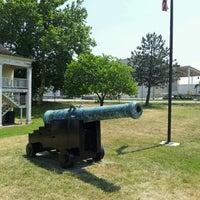 Photo taken at Fort Mifflin by Josh on 7/6/2012