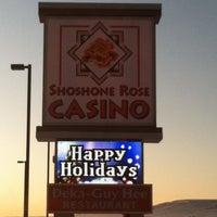 Photo taken at Shoshone Rose Casino by Direk B. on 12/10/2011