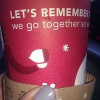Photo taken at Starbucks by Marjorie M. on 11/3/2011
