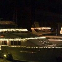 Photo taken at First Cabin @ Balboa Bay Club & Resort by Jason C. on 12/19/2011