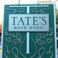 Photo taken at Tate's Bake Shop by Gene E. on 11/2/2011
