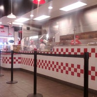 Photo taken at Five Guys by Orman B. on 2/1/2012