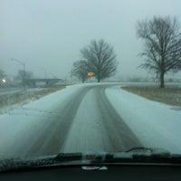 Photo taken at Snowpocalypse 2012 by Madam C. on 2/13/2012
