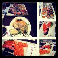 Photo taken at Kanda Sushi Bar by Alban L. on 6/11/2012