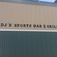 Photo taken at DJ's Sports Bar & Grill by Don S. on 8/17/2012
