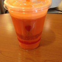 Photo taken at Jamba Juice Las Colinas Village by Andrew S. on 2/18/2012